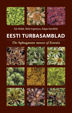 Sphagnum mosses of Estonia